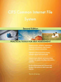 CIFS Common Internet File System Second Edition
