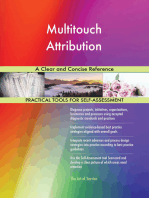 Multitouch Attribution A Clear and Concise Reference