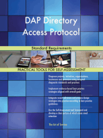DAP Directory Access Protocol Standard Requirements