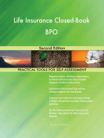 Life Insurance Closed-Book BPO Second Edition