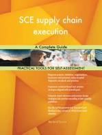 SCE supply chain execution A Complete Guide