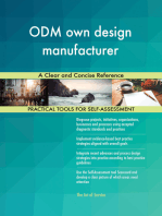 ODM own design manufacturer A Clear and Concise Reference