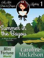Summer in the Bayou
