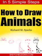 How to Draw Animals in 5 Simple Steps