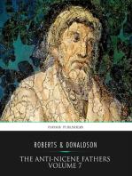 The Anti-Nicene Fathers Volume 7