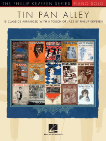Tin Pan Alley: 15 Classics Arranged with a Touch of Jazz