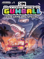 Amazing World of Gumball 2018 Grab Bag #1