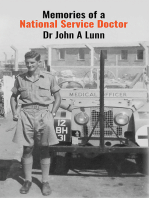 Memories of a National Service Doctor