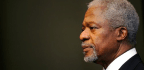 The World's Failure in Rwanda Changed Kofi Annan's Worldview