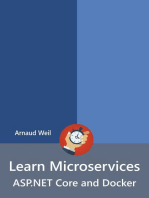 Learn Microservices - ASP.NET Core and Docker
