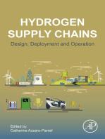 Hydrogen Supply Chain: Design, Deployment and Operation