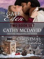 Historical Western Romance Two Book Set