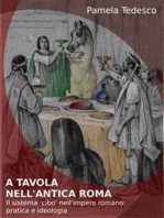 A tavola nell'antica Roma