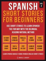 Spanish Short Stories For Beginners (Vol 2)