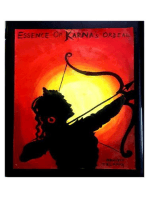 Essence of Karna's Ordeal