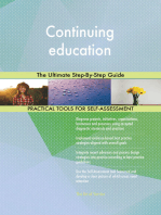 Continuing education The Ultimate Step-By-Step Guide