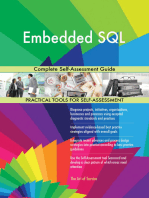 Embedded SQL Complete Self-Assessment Guide