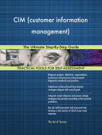 CIM (customer information management) The Ultimate Step-By-Step Guide