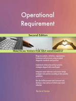 Operational Requirement Second Edition