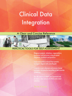 Clinical Data Integration A Clear and Concise Reference