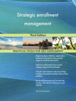 Strategic enrollment management Third Edition