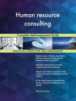Human resource consulting Complete Self-Assessment Guide