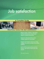 Job satisfaction A Complete Guide
