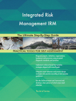 Integrated Risk Management IRM The Ultimate Step-By-Step Guide