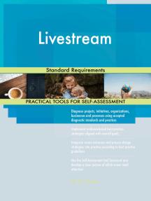 Livestream Standard Requirements