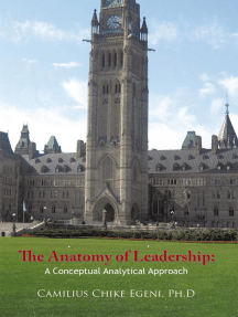 The Anatomy of Leadership: a Conceptual Analytical Approach: Leadership Demystified