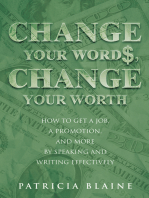 Change Your Words, Change Your Worth