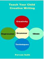Teach Your Child Creative Writing