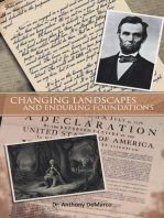 Changing Landscapes and Enduring Foundations