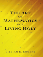 The Art of Mathematics for Living Holy