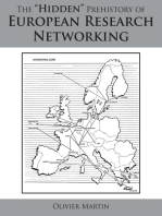"""The """"Hidden"""" Prehistory of European Research Networking"""