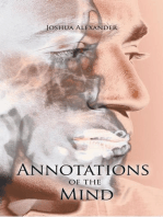 Annotations of the Mind