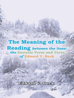 The Meaning of the Reading Between the Lines: