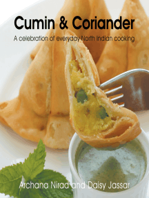 Cumin & Coriander: A Celebration of Everyday North Indian Cooking