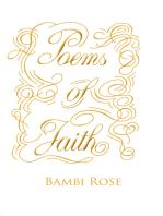 Poems of Faith