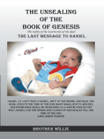The Unsealing of the Book of Genesis