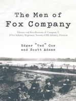 The Men of Fox Company