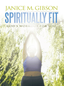 Spiritually Fit: God's Workout for You