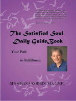 The Satisfied Soul Daily Guidebook