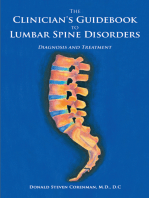 The Clinician's Guidebook to Lumbar Spine Disorders