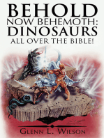 Behold Now Behemoth