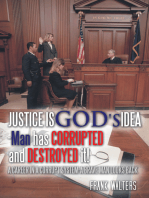 Justice Is God's Idea