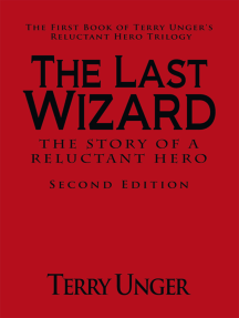 The Last Wizard - the Story of a Reluctant Hero Second Edition: The First Book of Terry Unger's Reluctant Hero Trilogy