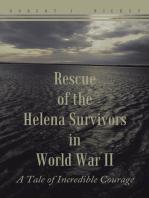 Rescue of the Helena Survivors in World War Ii