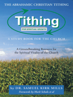 The Abrahamic Christian Tithing