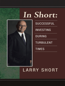 In Short: Successful Investing During Turbulent Times